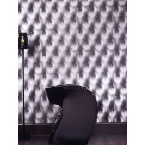 Silver Faux Couch Backing 45530sw Shadows On The Wall Wallpaper Accent Wall Interior Wallpaper Wall Coverings