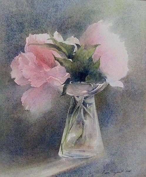 Anne Peyrat Watercolor Painting Watercolor Paintings
