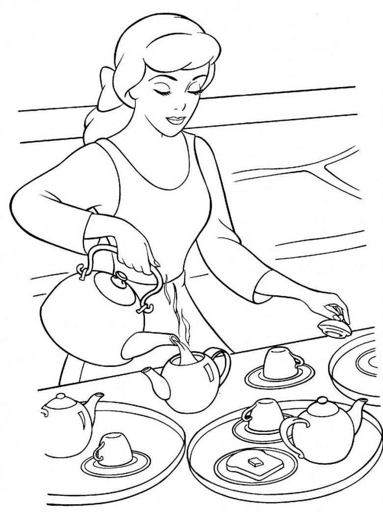 Disney Cinderella Ausmalbilder : Cinderella 20 Ausmalbilder Auto Hd Wallpapers Pinterest