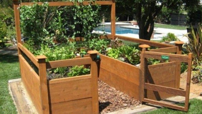 Hochbeete Und Die Richtige Planung Für Den Selbstbau Garten