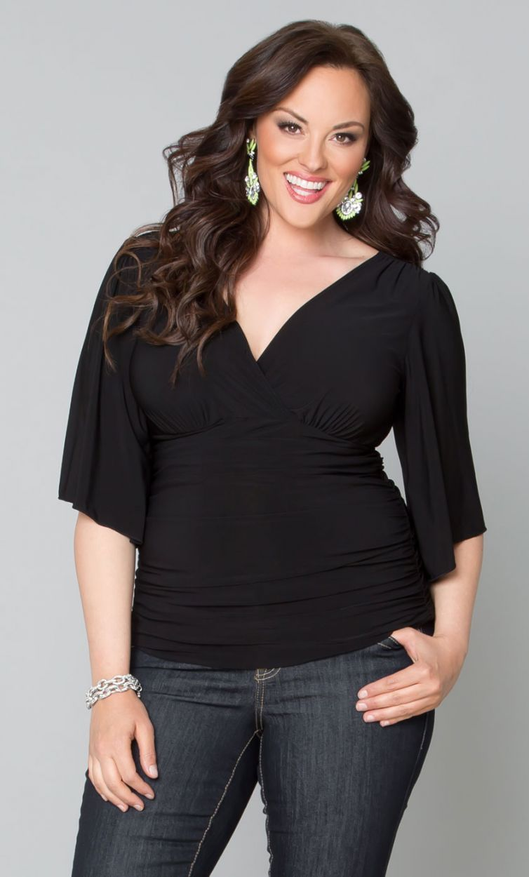 dress - Sophisticated and stylish plus size clothing video