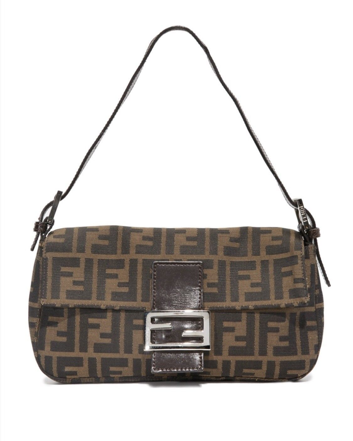 bf4715cd354 Details about authentic vintage fendi handbag in 2019