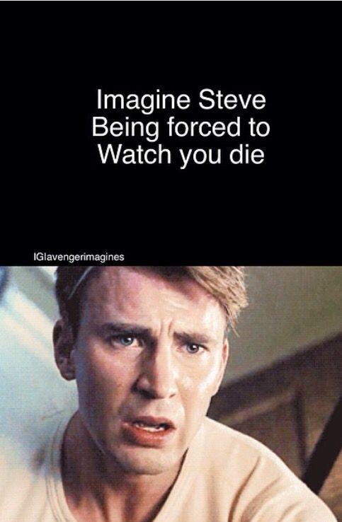 that's horrible! 😢why would u make that?😭   Cap    Avengers
