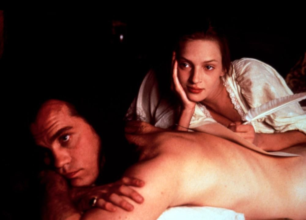 Dangerous liaisons erotic photography