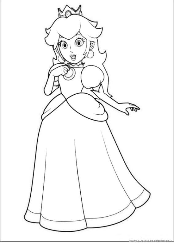 Prinzessin Peach Malvorlagen Pin Von Diy Deko Garten Auf Ausmalbilder Mario Super Mario Vorlage Ausmalbilder Ausmalen Lustige Malvorlagen