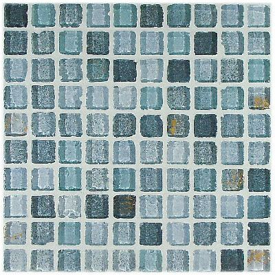 Fashion Grigio 1 X 1 Glass Mosaic Tiles Tiles Mosaic Glass