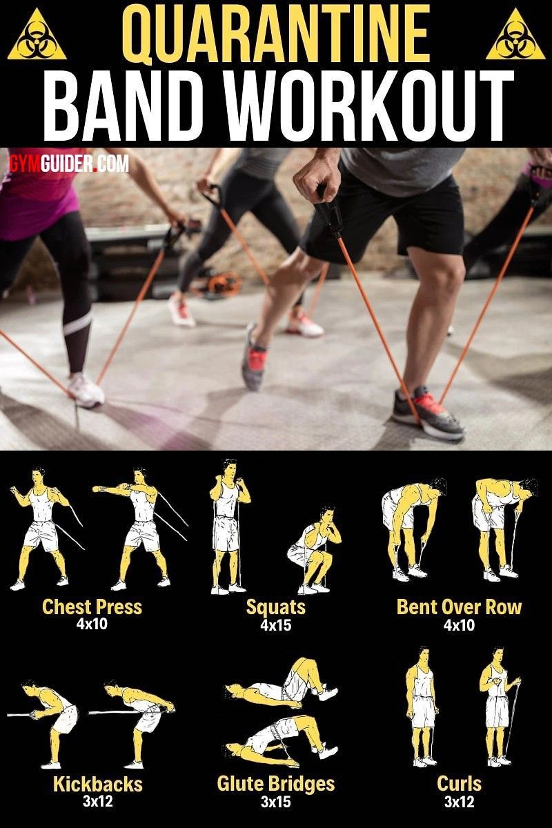 Use This Nine Move Home Workout To Build Lean Muscle Using Only