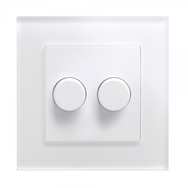 Crystal Pg 2g Rotary Led Dimmer Switch 2 Way White Led Dimmer Switch Led Dimmer Dimmer Light Switch