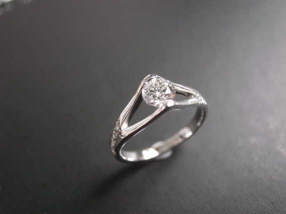 The Most Unique Engagement Rings You Can Buy Today   Diane ...   Unique Engagement Rings Tumblr