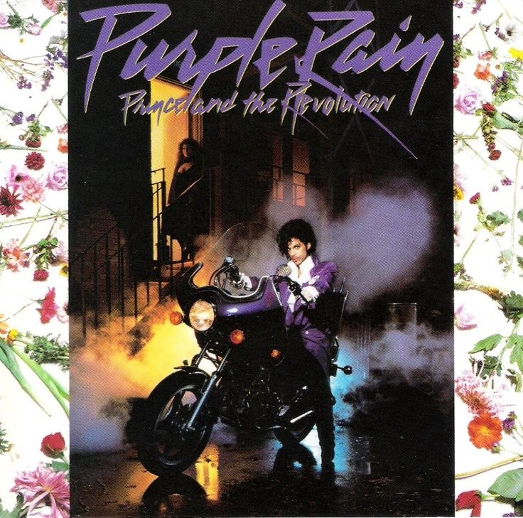 Prince and The Revolution / Purple Rain • 1984