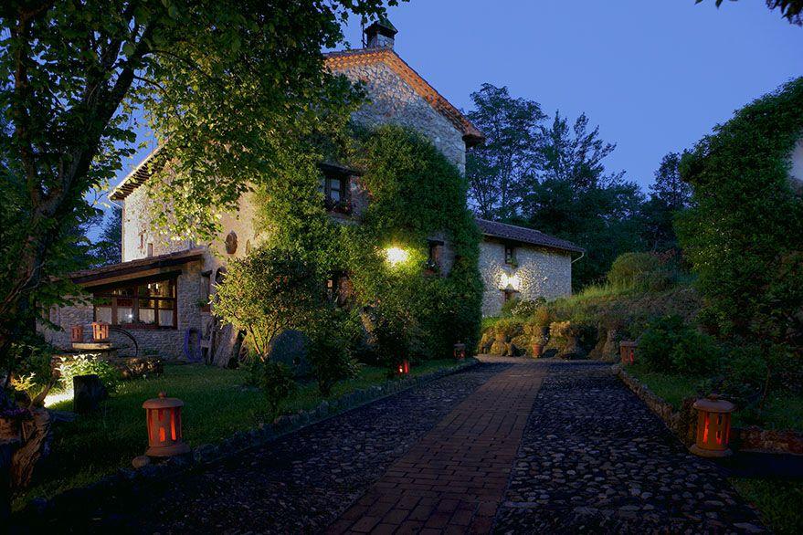 Entorno del Hotel el Molino de Tresgrandas   Casona rural en Asturias   Turismo rural en Llanes - Asturias - Casonas Asturianas - El Molino de Tresgrandas