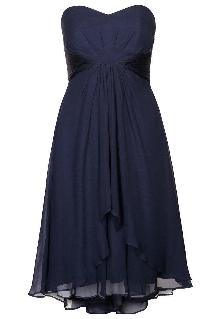 MICHEGAN - Cocktailkleid / festliches Kleid - blues | Kleider ...