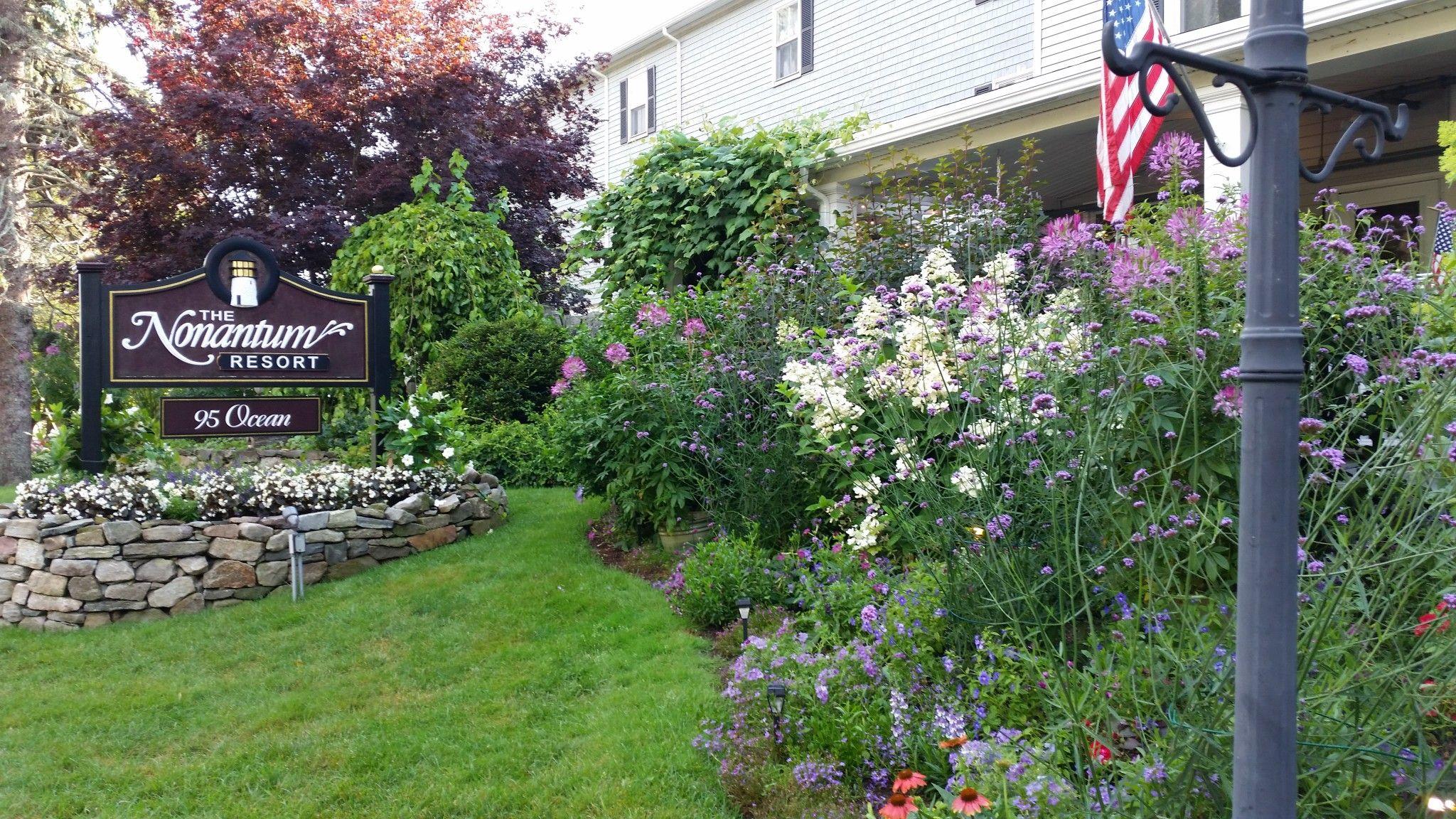 The Nonantum Resort in Kennebunkport, #Maine — #Travel via @kangabunnie