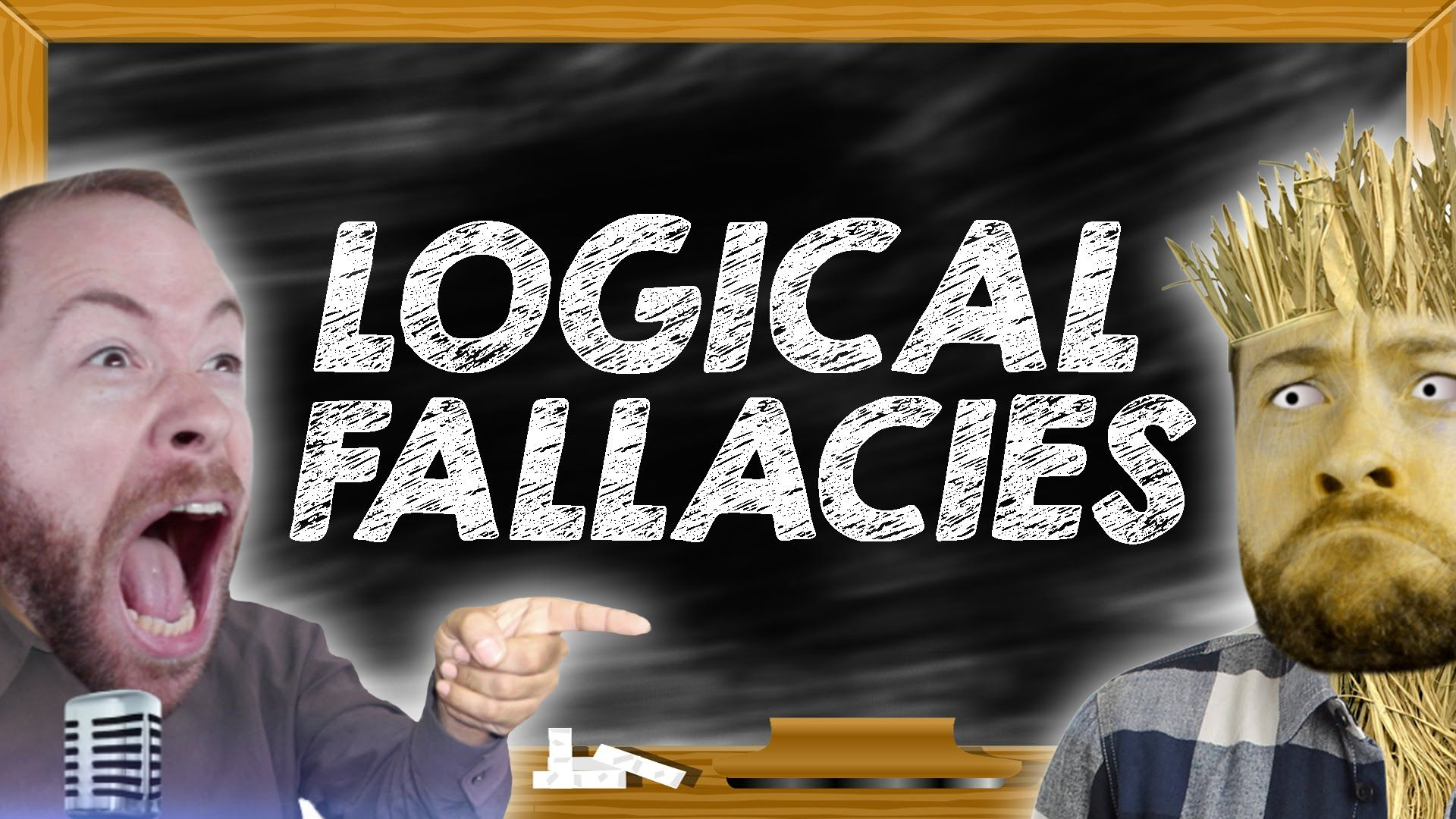 Pbs Idea Channel Explains Five Fallacies And Discusses How