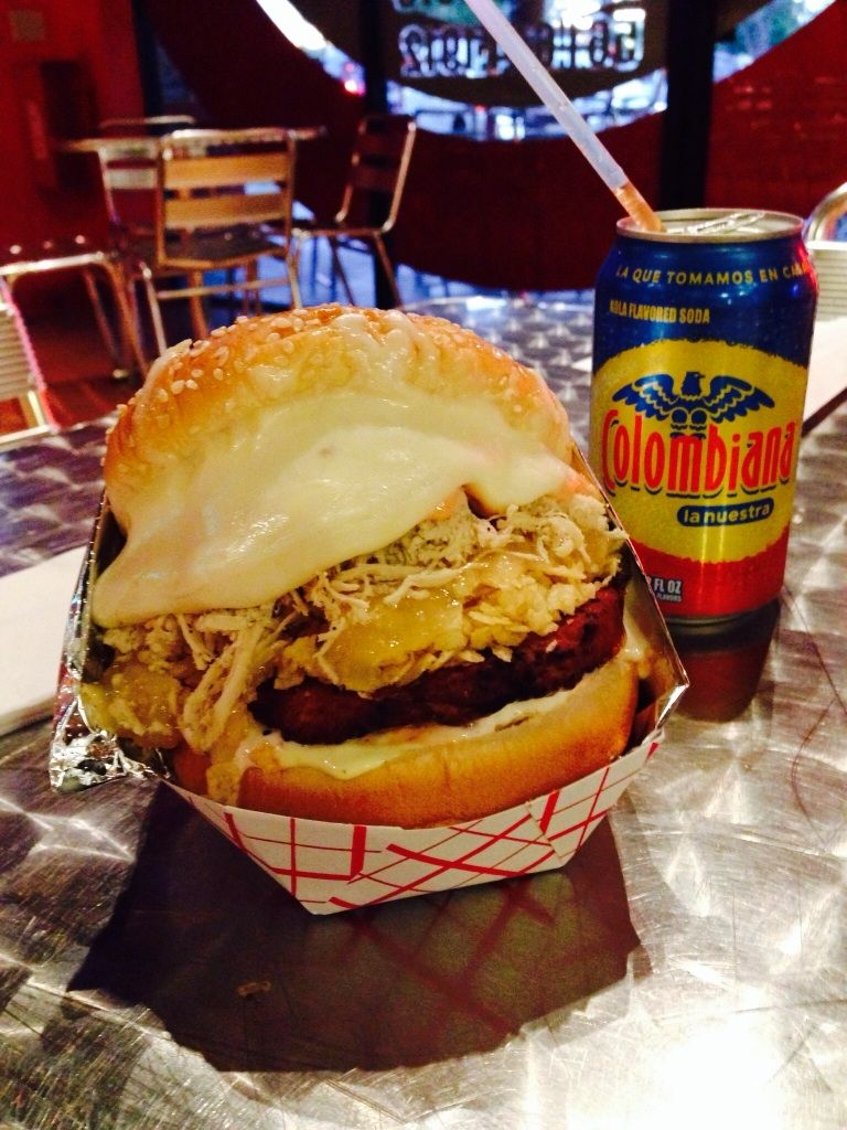 the gordo burger from