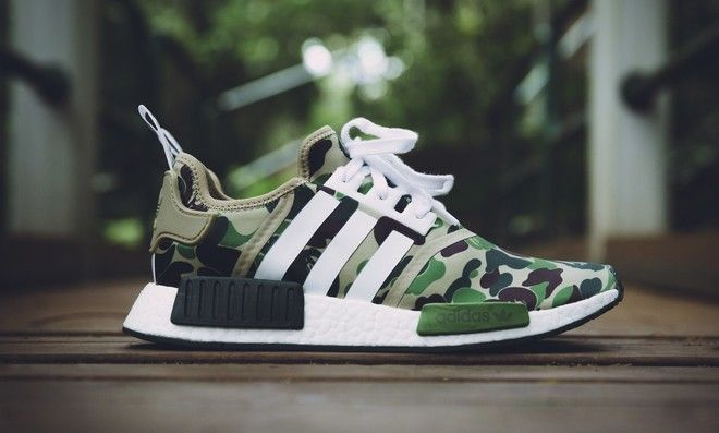 The most awaited Bape x Adidas NMD R1 is finally expected to hit the market  on
