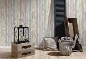 online kaufen | Vintage Tapeten | Pinterest | Shabby chic tapete ...