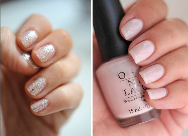 beauty nail inspiration for the summer bride