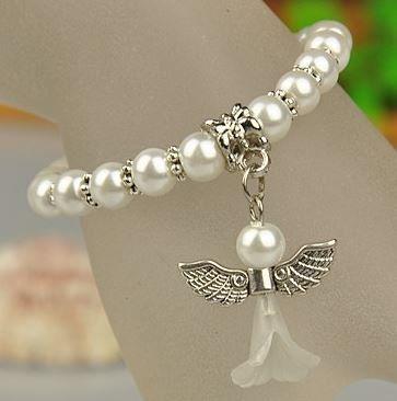 pearls for girls ängel