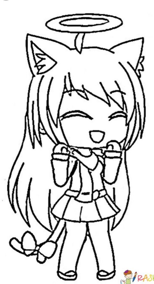 Pin By Karine Rossary On Coloring Pages Cute Coloring Pages Aesthetic Anime Coloring Pages