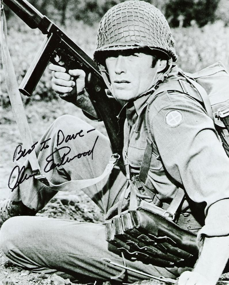 Clint Eastwood #autograph - Know where to get #free #celebrity #fanmail addresses?  Click to find out now!