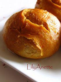 LilyAnette: Sweet Potato Bao