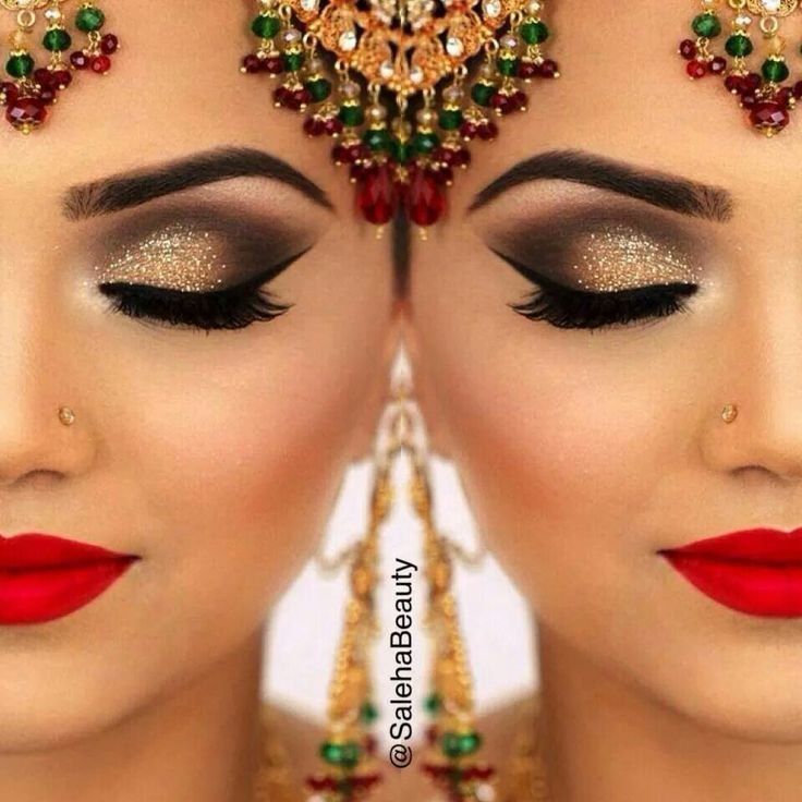 Image Result For Bollywood Makeup Indian Wedding