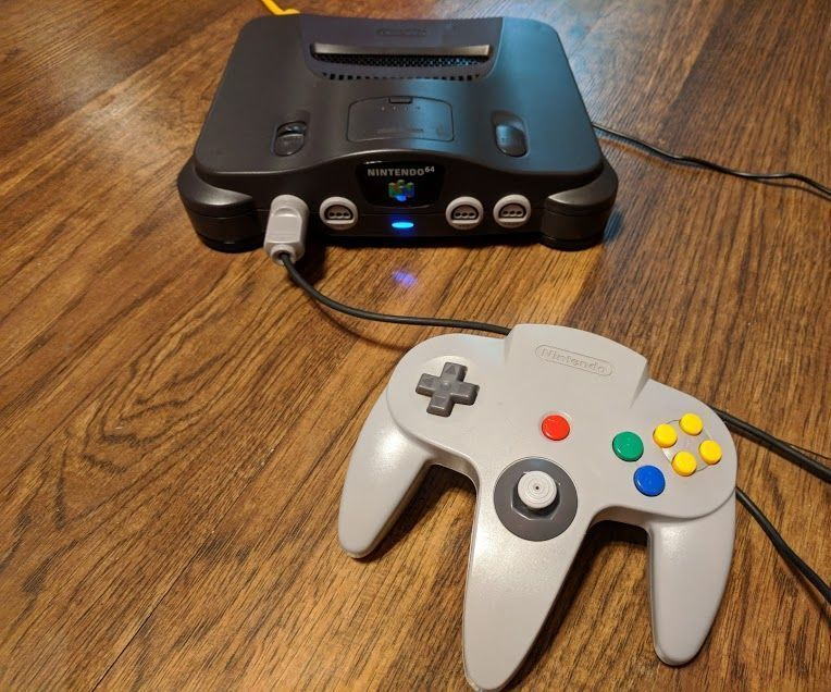 N64 Emulation System Powered by Odroid XU4 | Electronics | Arcade