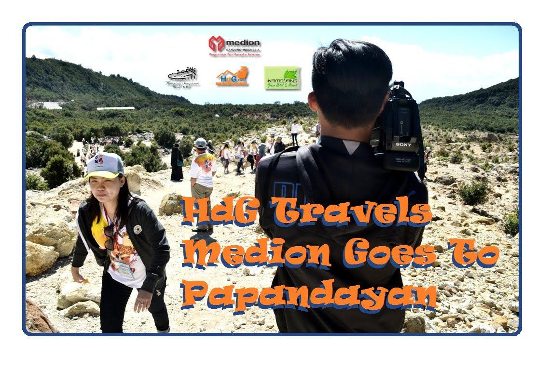 Hdg Travel Medion Bandung Goes To Gunung Papandayan Garut