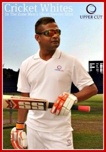 Oh Cricket Whites Classic Jersey Shirt Men Cricket