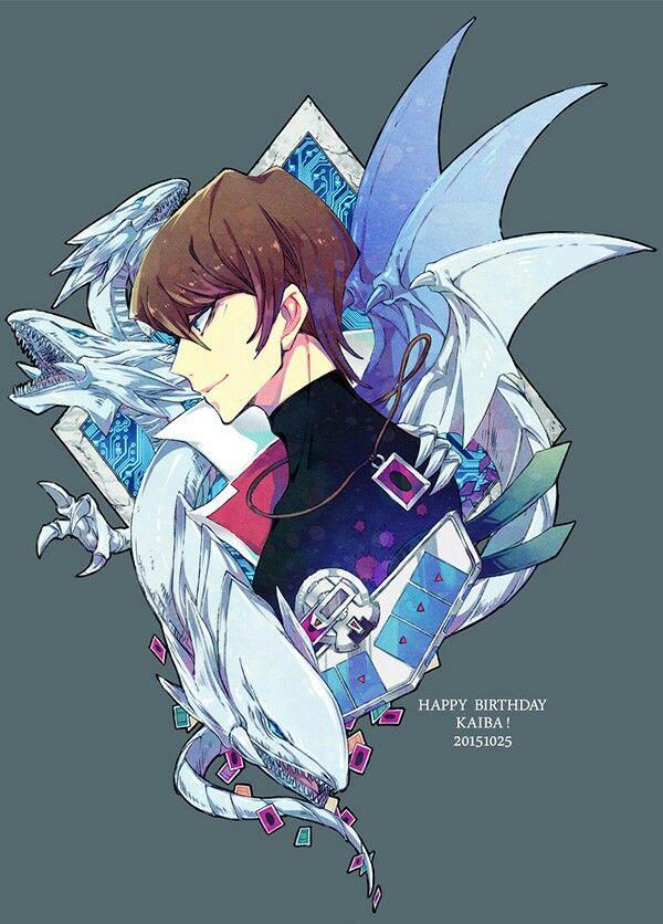 Seto Kaiba And His Love Blue Eyes Xd Anime Seto Anime Wallpaper
