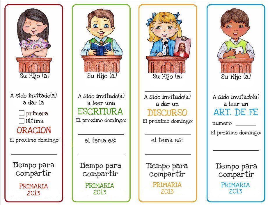 Asignaciones Primaria.   Primaria ideas   Pinterest   Mi barrio ...