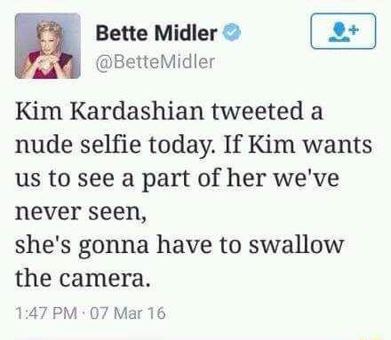 #kimkardashianselfie - Twitter Search