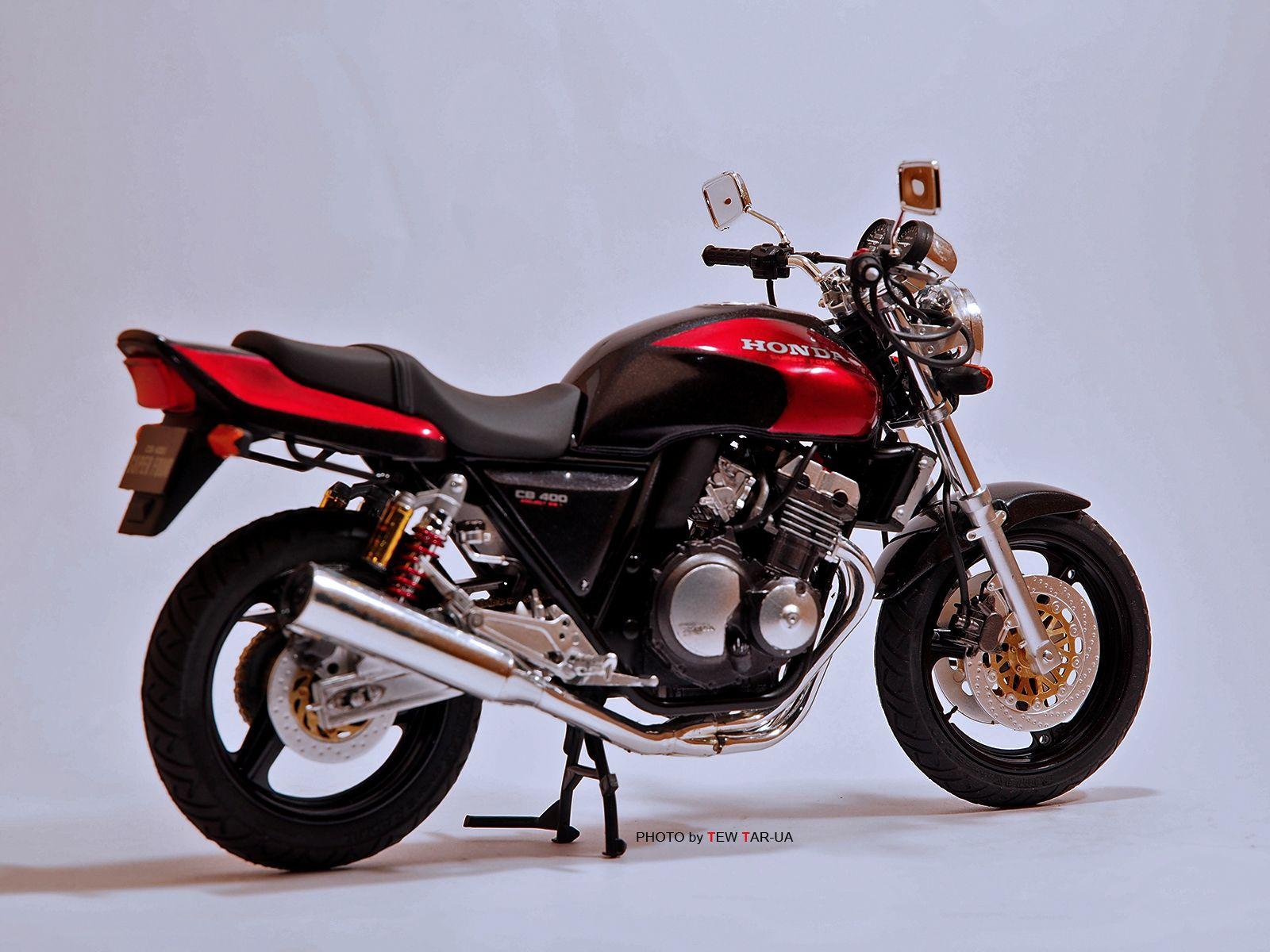 1992 Honda Cb400 Super Four バイク