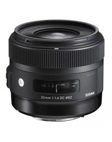 Sigma 30mm F 1 4 Dc Hsm Ca Sigma Art Lens Nikon Dslr Camera Art Lens