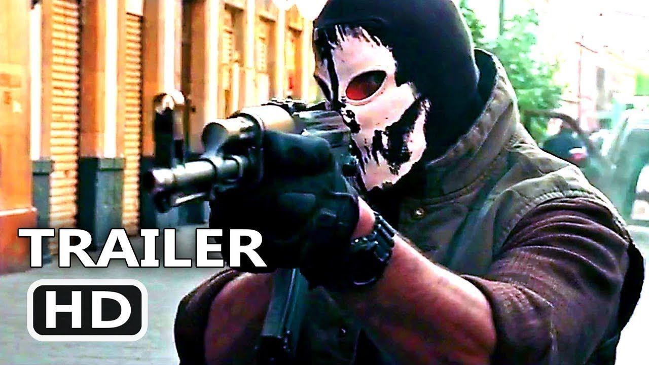 Sicario 2 Official Trailer 2018 Benicio Del Toro Soldado Movie Hd Trailer Peliculas Benicio Del Toro Peliculas En Español