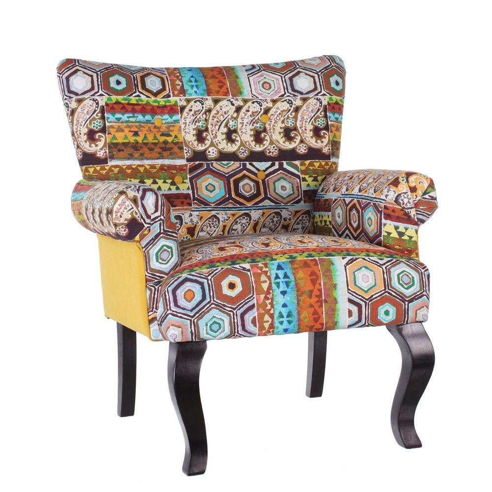 Butaca Vintage Mueble Auxiliar Pinterest Butacas Y Muebles  # Muebles Hippies