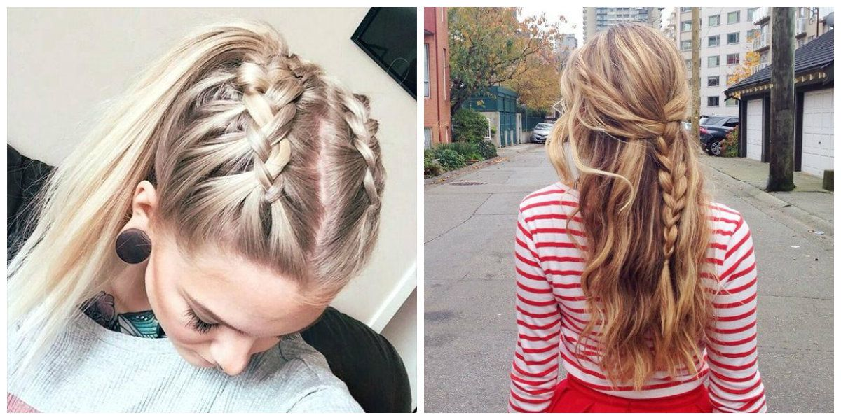 Easy hairstyles 2019: Top stylish and trendy ideas for ...
