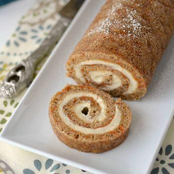 Carrott Cake Roll