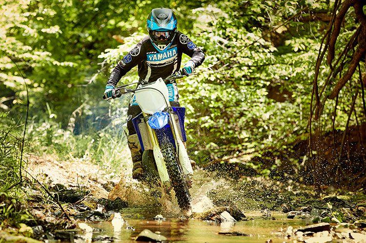 All New 2020 Yamaha Yz125x Two Stroke Released Yamaha Bike Motocross Tracks