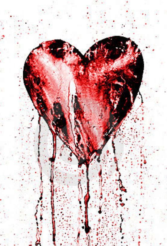For My Bleeding Heart Broken Heart Pictures Broken Heart Drawings Broken Heart Art