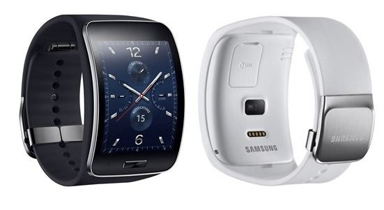 The Samsung Galaxy Gear S is like having an iPhone on your