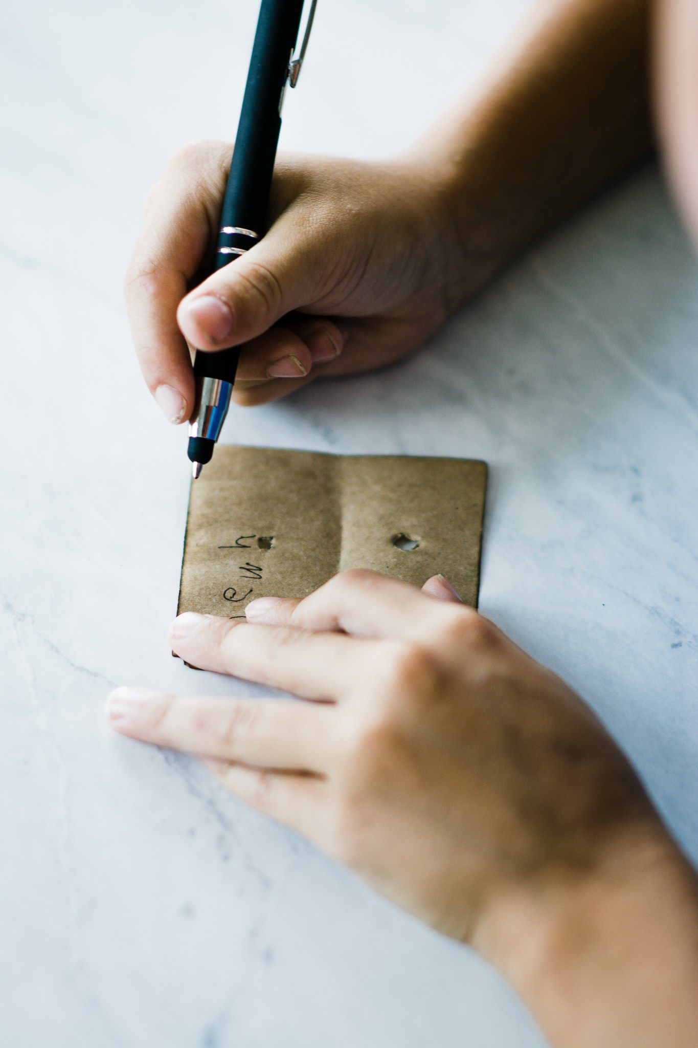 Writing Down Your Burdens And Giving Them To God