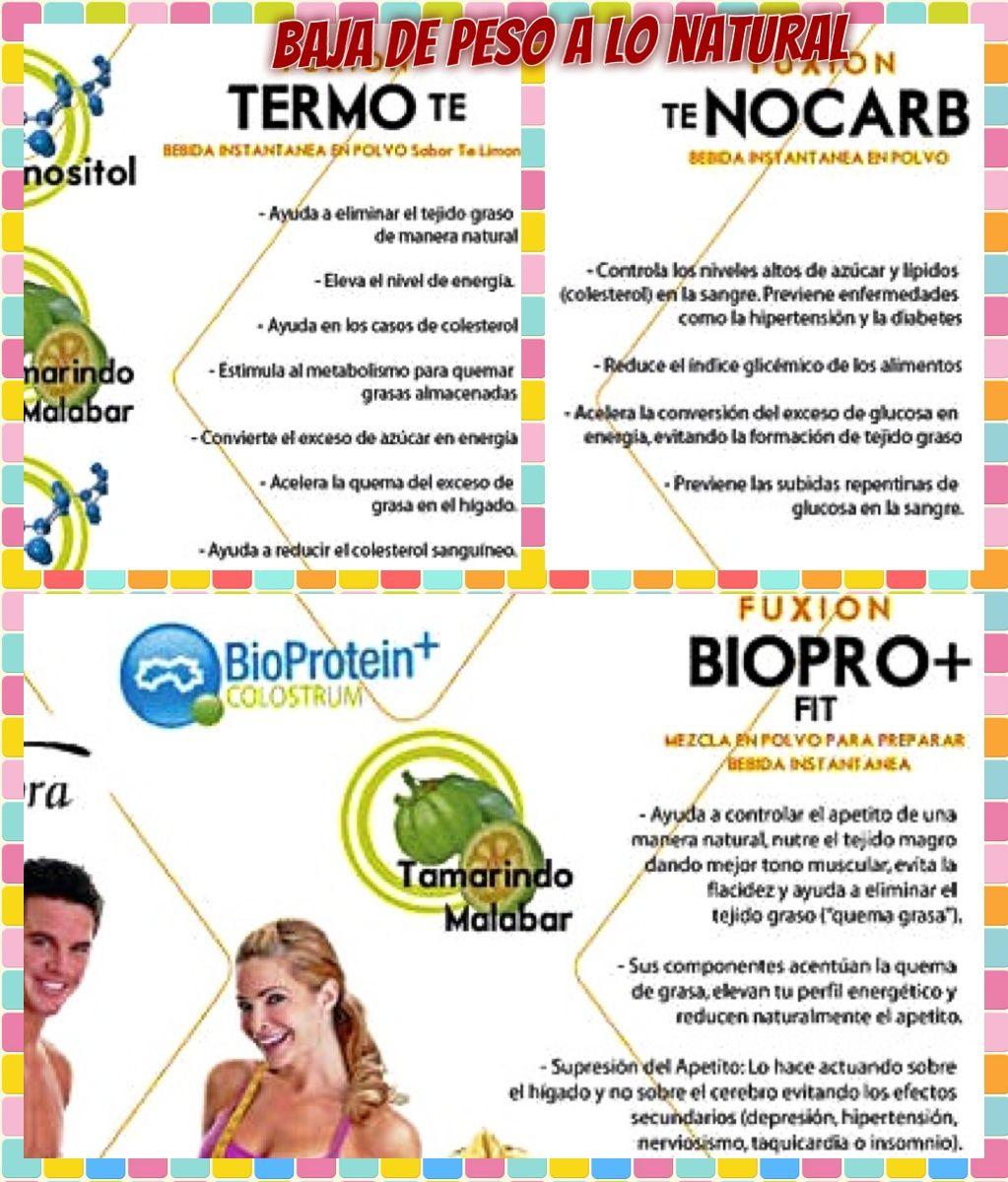 productos naturales para bajar de peso peruanos