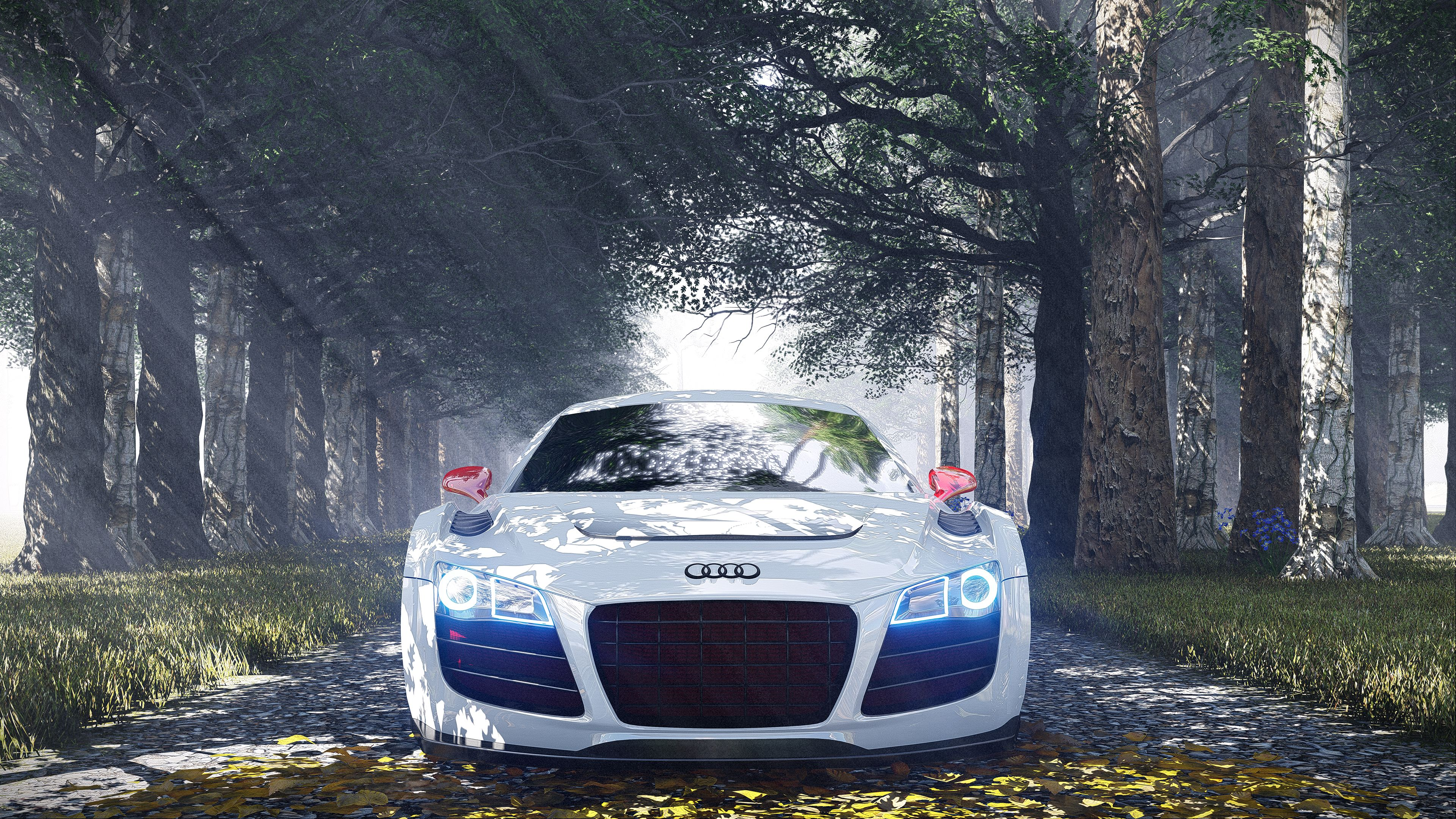 Wallpaper 4k Audi R8 Special Edition 4k Wallpapers Audi R8