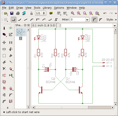 PCB Design Software Screenshot of Eagle | Electronics | Pinterest