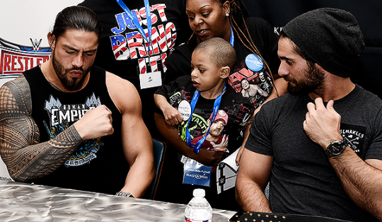 Daily Roman Reigns