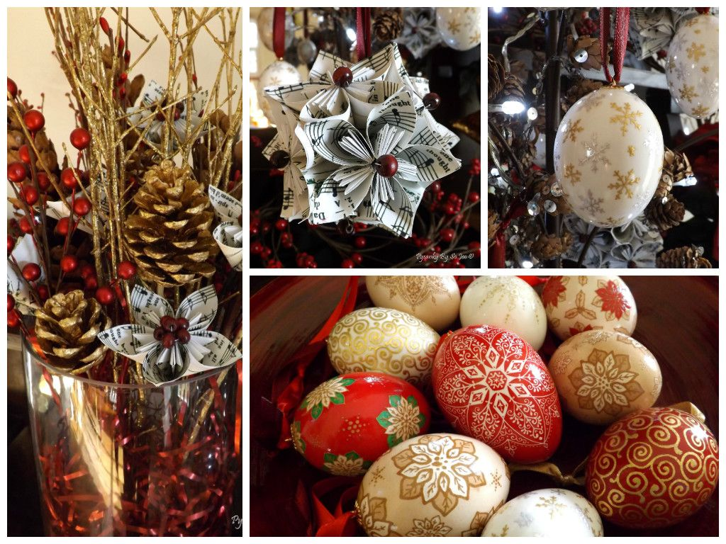 Handmade christmas ornaments christmas ornaments pinterest
