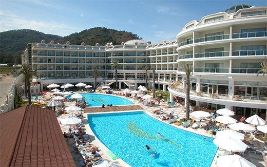 4 Star Pineta Park Deluxe Hotel Marmaris, Turkey Pineta Park
