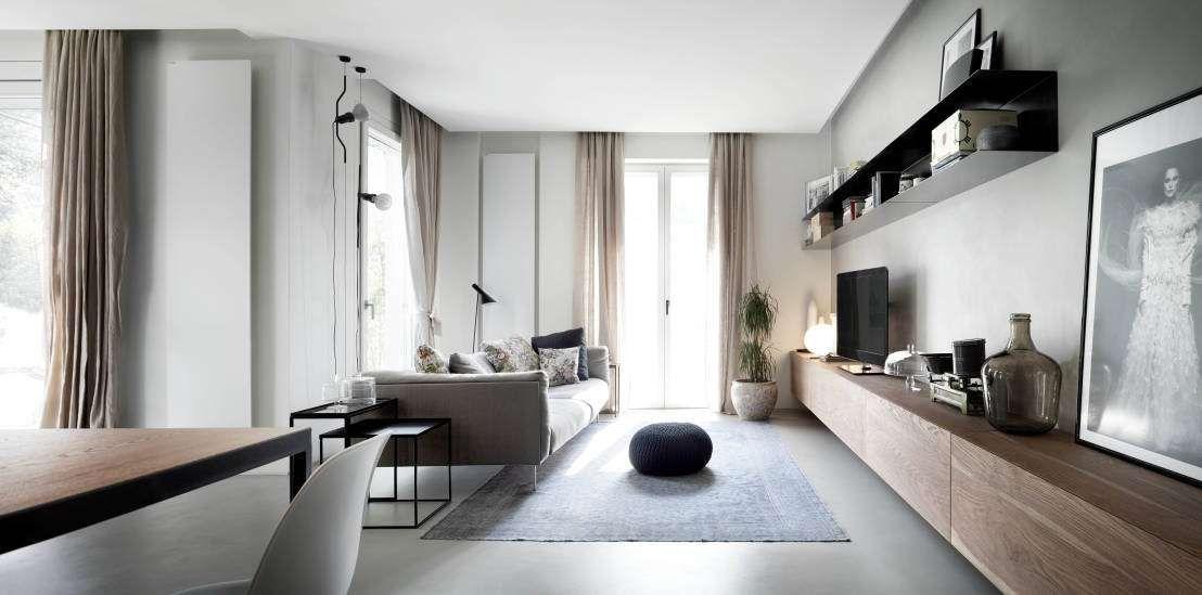 homify / Roberto Di Stefano: Salon de style de style Minimaliste par Roberto Di Stefano